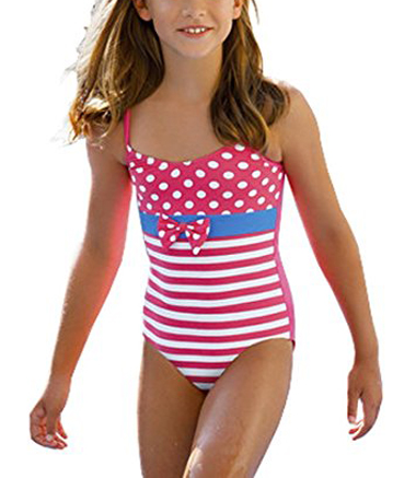 Girls beachwear
