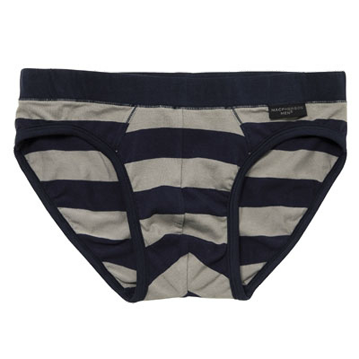 Outer elastic brief